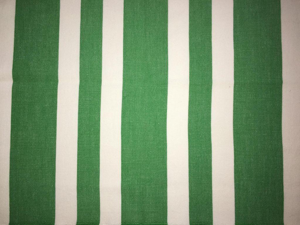 coton blanc vert