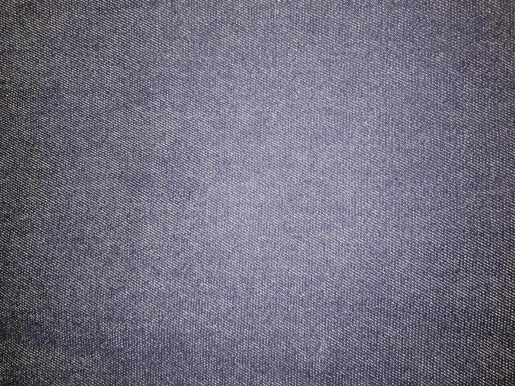 coton couleur jean