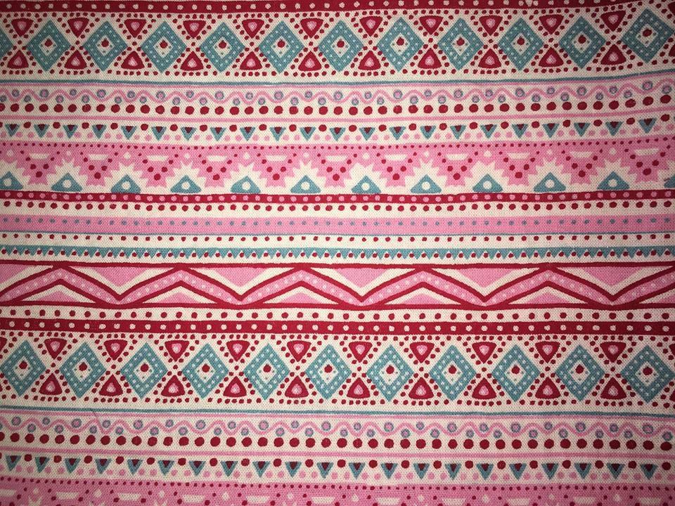 coton motifs tribaux