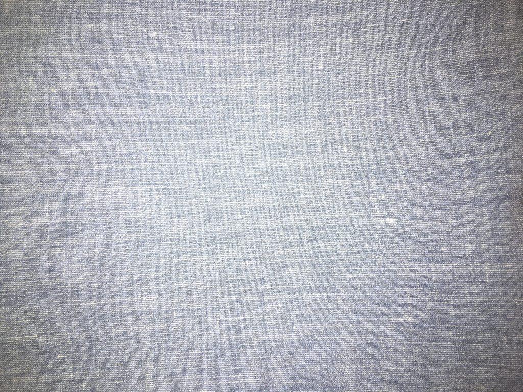 coton bleu clair