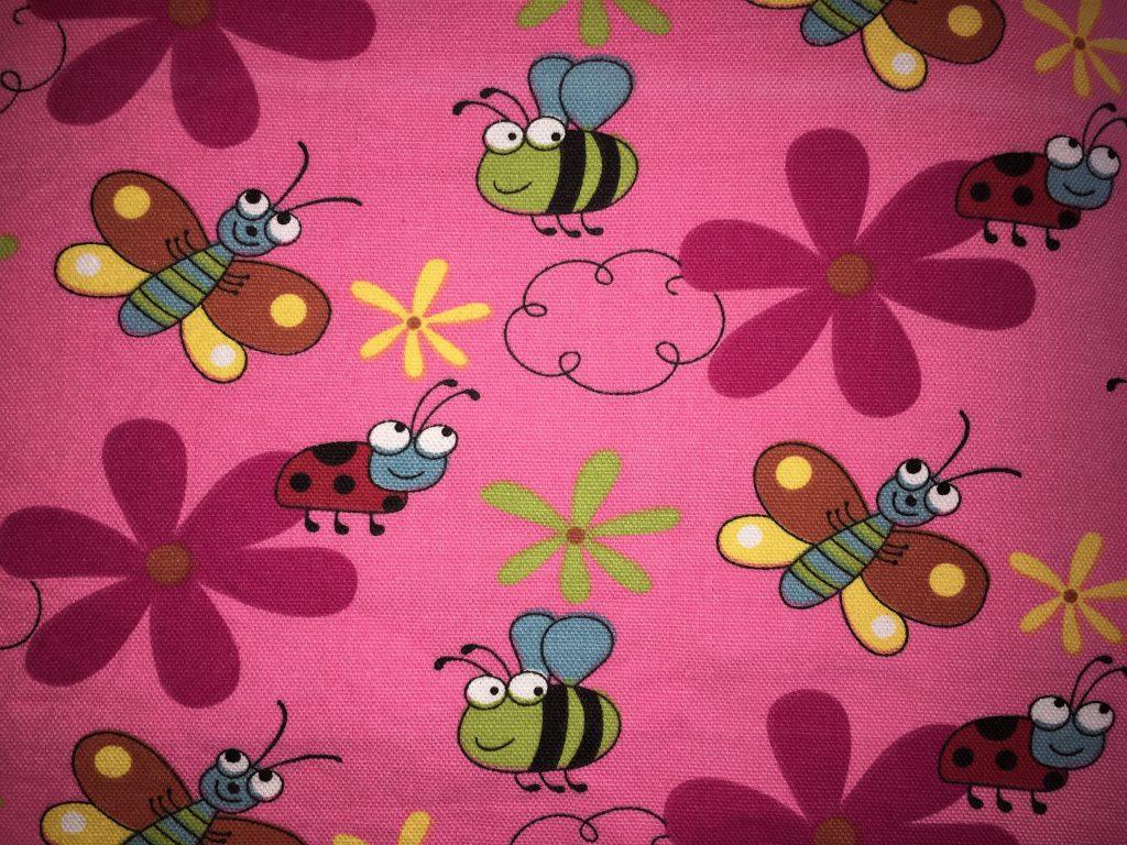 coton insectes fleurs