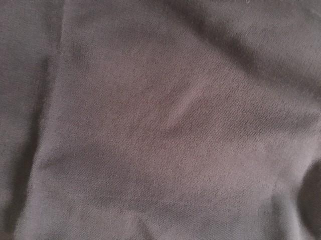 coton noir violet